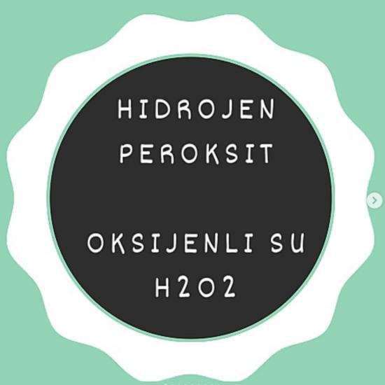 Hidrojen Peroksit